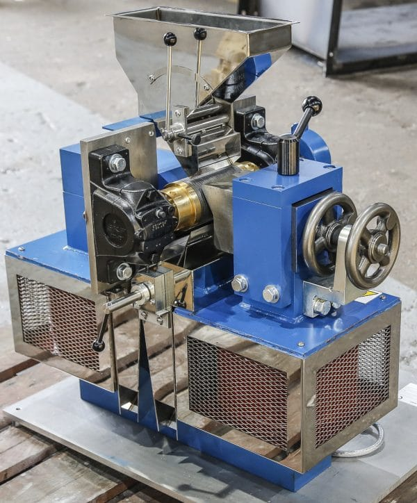 Bunting Laboratory Induced Roll Magnetic Separator