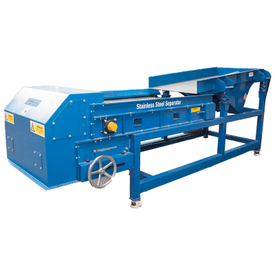 Bunting Stainless Steel Separator