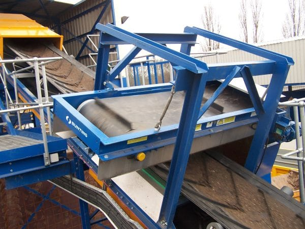 Bunting permanent Overband Plant