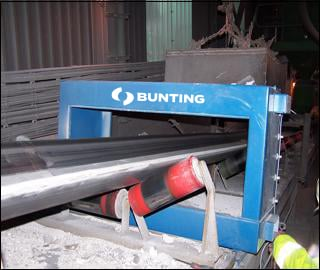 Bunting Metal Detection