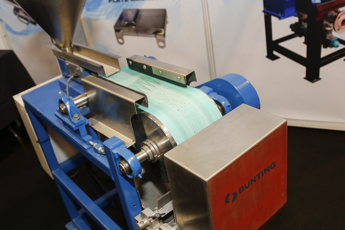 Bunting Magnetics at Ceramics UK 2019