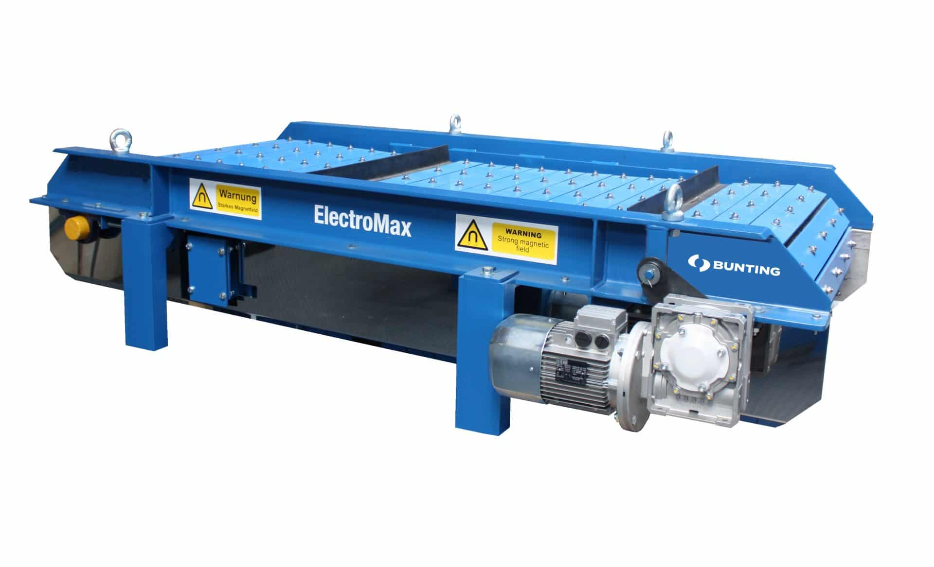 Bunting Electromax Overband Magnet