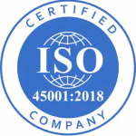 ISO45001 Logo