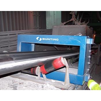 Bunting Conveyor metal detectors