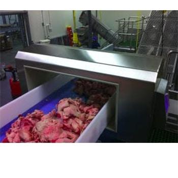 Bunting Metal Food Detectors