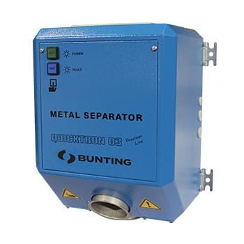 Bunting Free Fall Metal Detectors